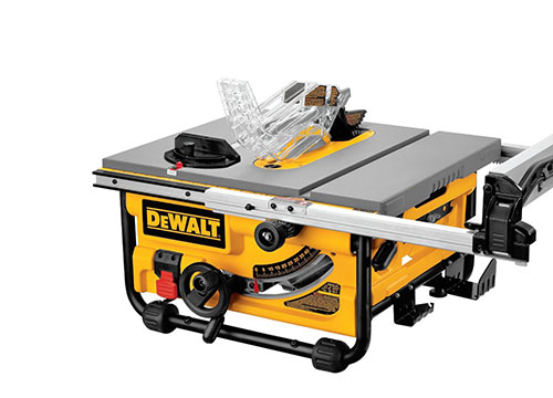 dewalt table saw745 500