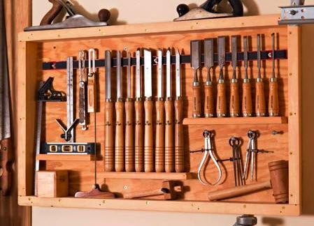 Woodworking Hand Tool List