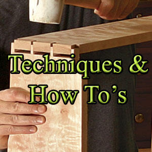 woodworking how to